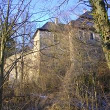 Die alte Vorburg